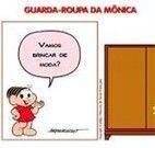 Vestir a Mônica