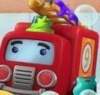 Doutora Brinquedos lavar objetos