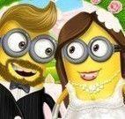 Vestir noivos Minions