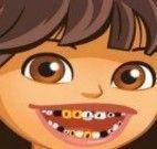 Dora tratamento dos dentes