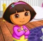 Limpar quarto da Dora