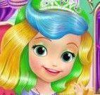 Cabeleireiro princesa Sofia