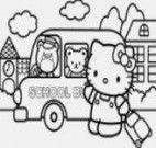 Pintar imagens Hello Kitty