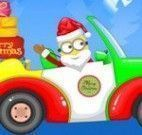 Carro do Minion natal