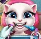 Dentista Angela gatinha