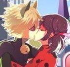 Miraculous beijos dia dos namorados