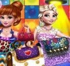 Decorar mochila das princesas