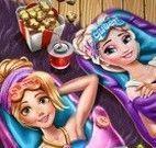 Disney acampamento princesas
