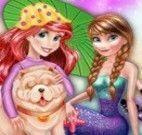 Princesas atividades favoritas