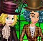 Princesas Rococo fashion