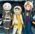 Princesas astronautas