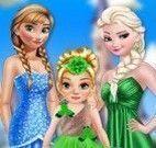 Frozen e bebê roupas