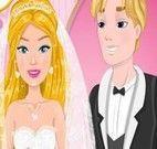 Barbie no spa para casar