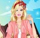 Barbie caloura faculdade