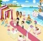 Decorar festa de casamento tropical