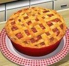 Sara fazer torta de maçã