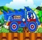 Dirigir caminhão do Sonic