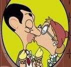 Beijar Mr Bean