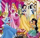Quebra cabeça das princesas