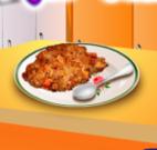 Preparar risoto de frango da Sara