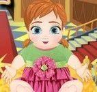 Babá da bebê Anna
