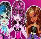 Vestir princesas Monster High