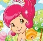 Vestir princesa Moranguinho
