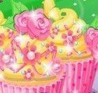 Dora bandeja de cupcakes