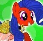 My Little Pony machucado