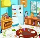 Limpar a cozinha