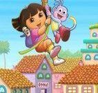Achar Flores escondidas da Dora
