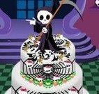 Decorar bolo de Halloween