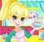 Polly roupas de cozinheira