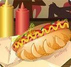 Fazer hot dog