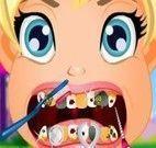 Polly no dentista