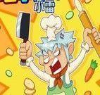 Jogos de cortar verduras