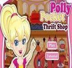 Loja de roupas da Polly