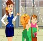 Loja de roupas, fraldas e brinquedo de Bebês