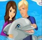 Show de Golfinho no parque aquático 2