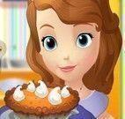 Receita de torta da Sofia