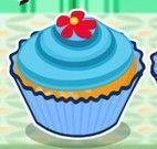 Cupcakes de flores nova receita