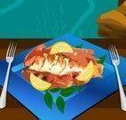 Receita de peixe grelhado