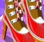 Criar novos sapatos