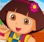 Roupas para Dora na escola