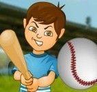 Jogar basebol