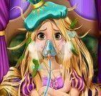 Rapunzel no hospital