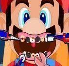 Mario no dentista