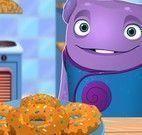 Fazer donuts com OH