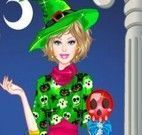 Barbie bruxa roupas