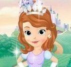 Vestidos para princesa Sofia